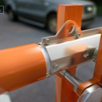 HB900 Manual Barrier