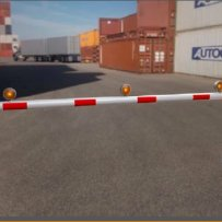 AG900 Automatic Barrier