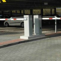 AGM1F High Speed Parking Barrier with Frequency Changer