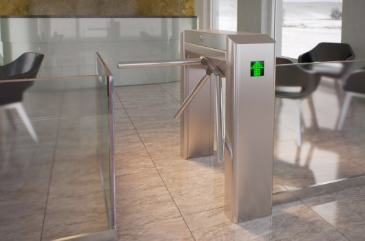 New Klipper tripod turnstile series
